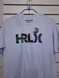 Camisetas hurley e Nike