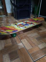 Skate novo, completo