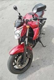 Yamaha xj6 n2012