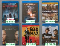 Blu-ray DVD Filmes Séries Coleção Originais