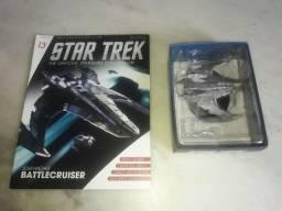 Star Trek - Edição 13 - Jem'Hadar Battlecruiser (Eaglemoss)