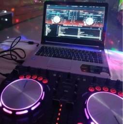 DJ para Festas e Eventos R$300,00 - Som e Iluminação Completa