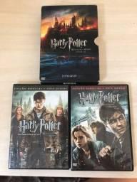 DVD Harry Potter Reliquias da Morte