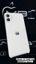 iPhone 12 64GB ate 18x no cartão.