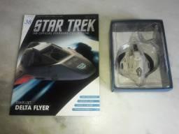 Star Trek - Edição 38 - Starfleet Delta Flyer (Eaglemoss)