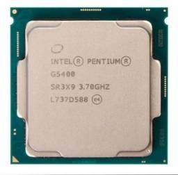 Vendo kit processador g5400 placa mãe h310m.2 placa de vídeo R7 260x