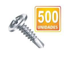 Título do anúncio: Parafuso Ponta Broca Flangeado 4,2x13 Com 500un Vila