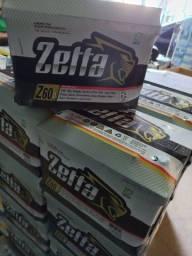 bateria zeta 60 ah 12 meses de garantia promoção 210 com troca