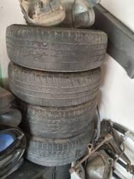 4 pneus aro 14
