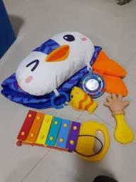 Kit de brinquedo para bebê