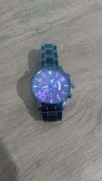 Relógio Analógico Shaarms Preto