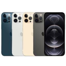 iphone 12 pro max 128 gb lacrado com nota