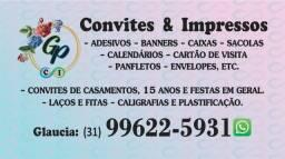 Convites e Impressos