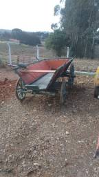 Título do anúncio: Vende-se carroça e charrete