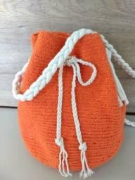 Bolsa de crochê