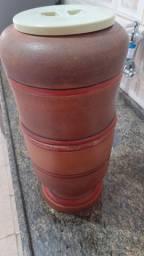 Filtro de barro Santo Antônio 5 litros usado