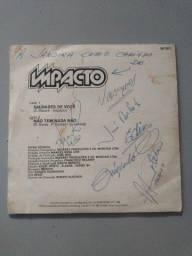 LP Disco Vinil Impacto (1984)