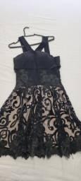 Vestido preto INQ - Inquérito