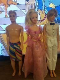 Lindo Lote Barbie, Ken.