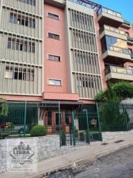 Apartamento 2 quartos (1 suíte) + 1 escritório, salão, varanda fechada, banheiro social, c