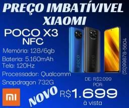 Xiaomi Poco X3 NFC 128/6 novo