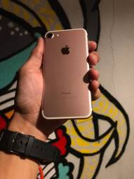 Vendo ou troco iPhone 7 128gb