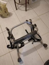 Transbike conservado para duas bicicletas