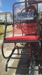 Cadeira de balanço apenas 150,00 reais