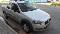 Fiat Strada 1.4 Mpi 4 Lugares Legalizada Trekking Ce 8v Flex 2009 Completa - Ar