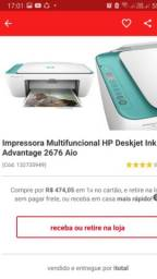 Impressora multifuncional HP nova !
