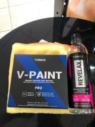 Kit vpaint + revelax + flanela