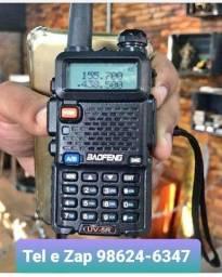 Rádio Comunicador Digital baofeng