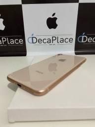 iPhone 8 64gb Ouro Rose, com nota.