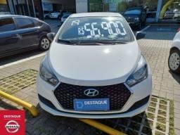 Título do anúncio: Hyundai HB20 1.0 Unique 2019 Branco