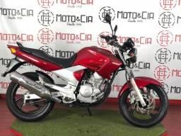 Yamaha Fazer 250 Ys 2005 2006 Vermelha