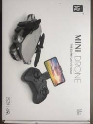 Mini Drone LSs-MIN-RC- Quadricóptero Portátil com Câmera (novo)