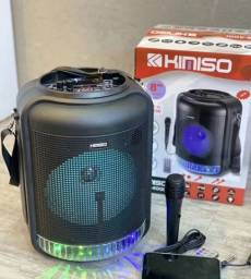 Caixa Amplificada Kimiso Bluetooth Usb 1000w Melhor Xtreme<br><br>?<br><br><br>