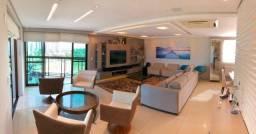 Apartamento para venda possui 213m², com 4 quartos em Cabo Branco, João Pessoa - PB.