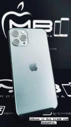 iPhone 11 Pro 512GB até 18x no cartão.