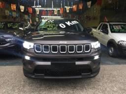 Título do anúncio: Jeep Compass Sport T270 2022  ** 0 KM **
