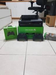 Xbox one completo e em perfeito estado