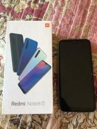 Xiaomi Redmi Note 8 (T) Seminovo