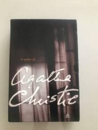 Título do anúncio: Box O Melhor de Agatha Christie
