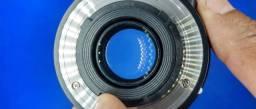 Lente yongnuo 35mm semi nova