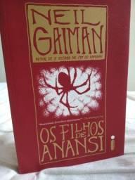 Os Filhos de Anansi (Neil Gaiman)
