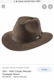 Chapéu do embaixador