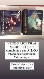 Apostilas Medcurso 2019