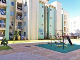 Apartamento Semimobiliado, 2 Quartos, Sacada com Churrasqueira, Piscina, a 5 min do Centro