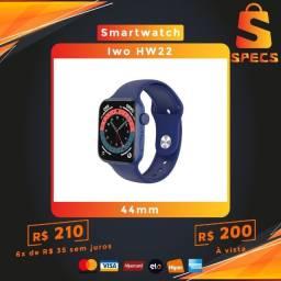 Smartwatch Iwo HW22 de 44mm