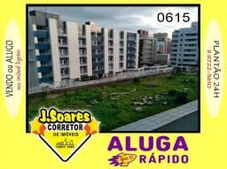 Manaíra, Mobiliado, Beira-Mar, 2 qts, 45m², R$ 1600, Aluguel, Apartamento, João Pessoa